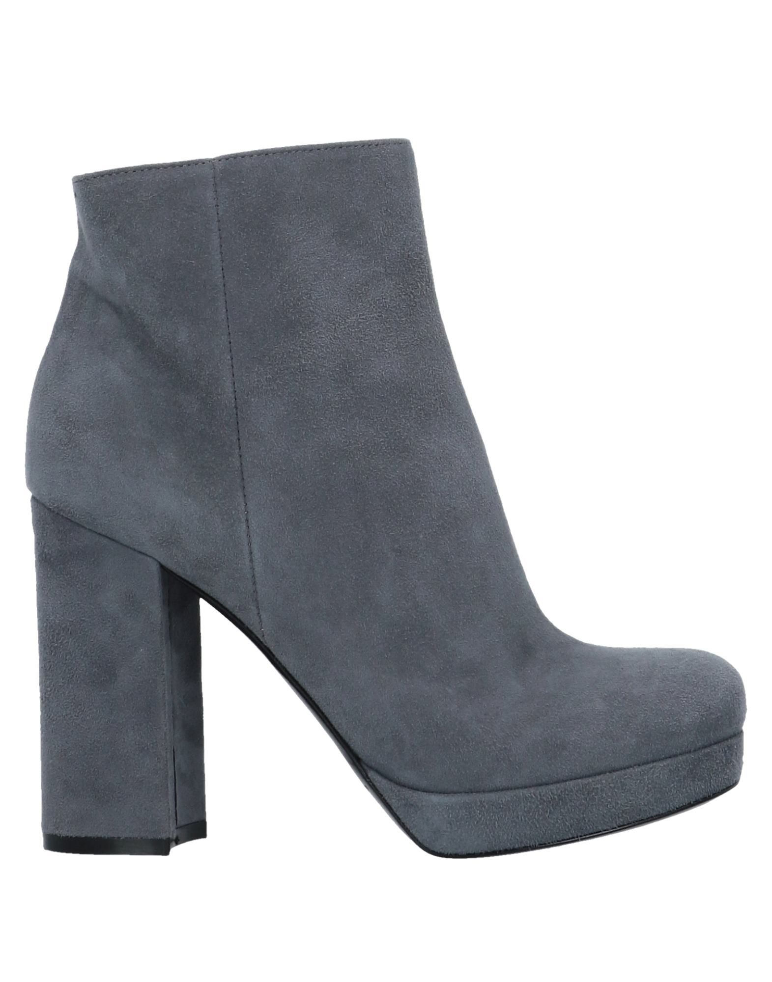 Liviana Grey Ankle Conti In Boot ModeSens TWpanTBy