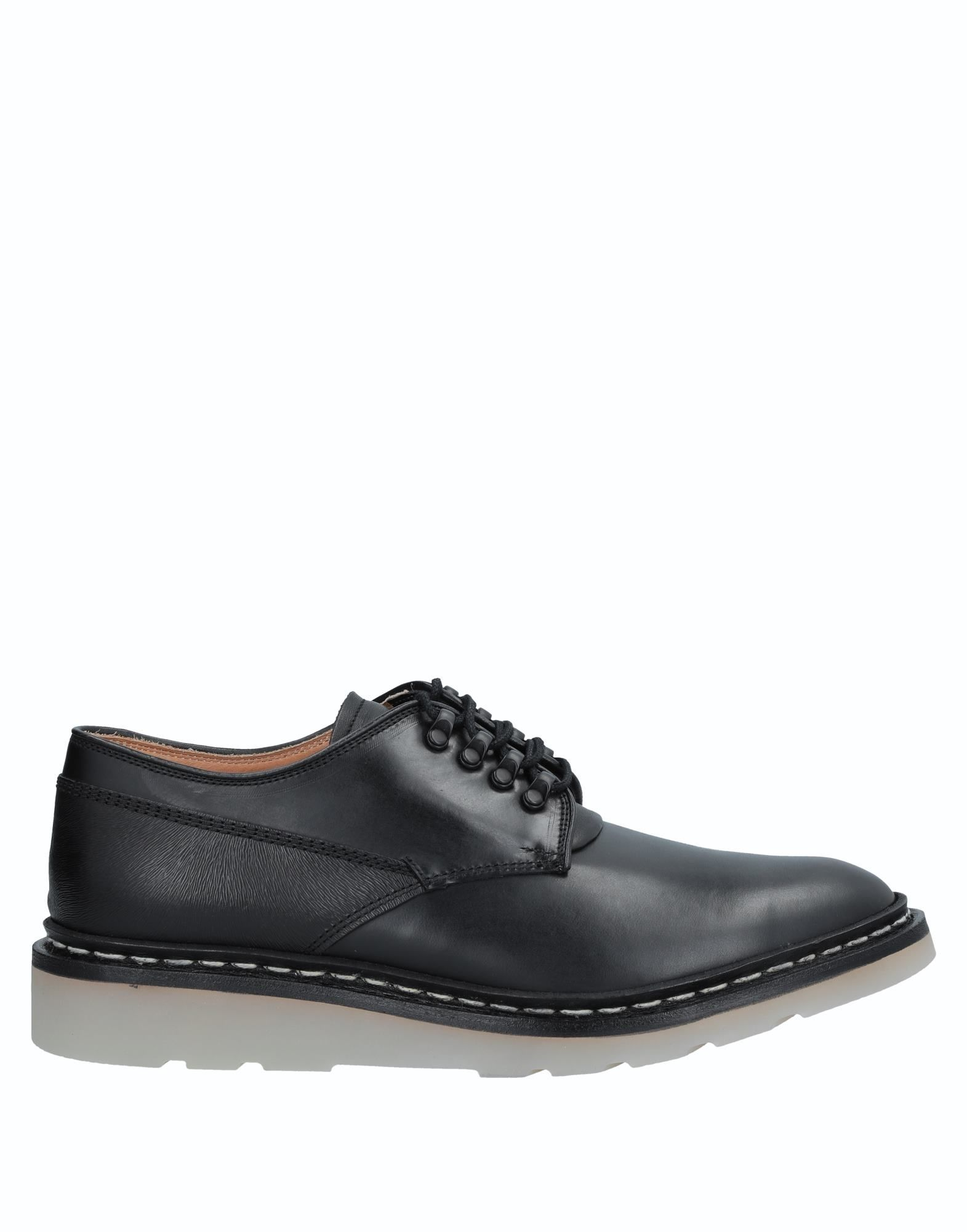где купить ATELIERS HESCHUNG x OAMC Обувь на шнурках по лучшей цене