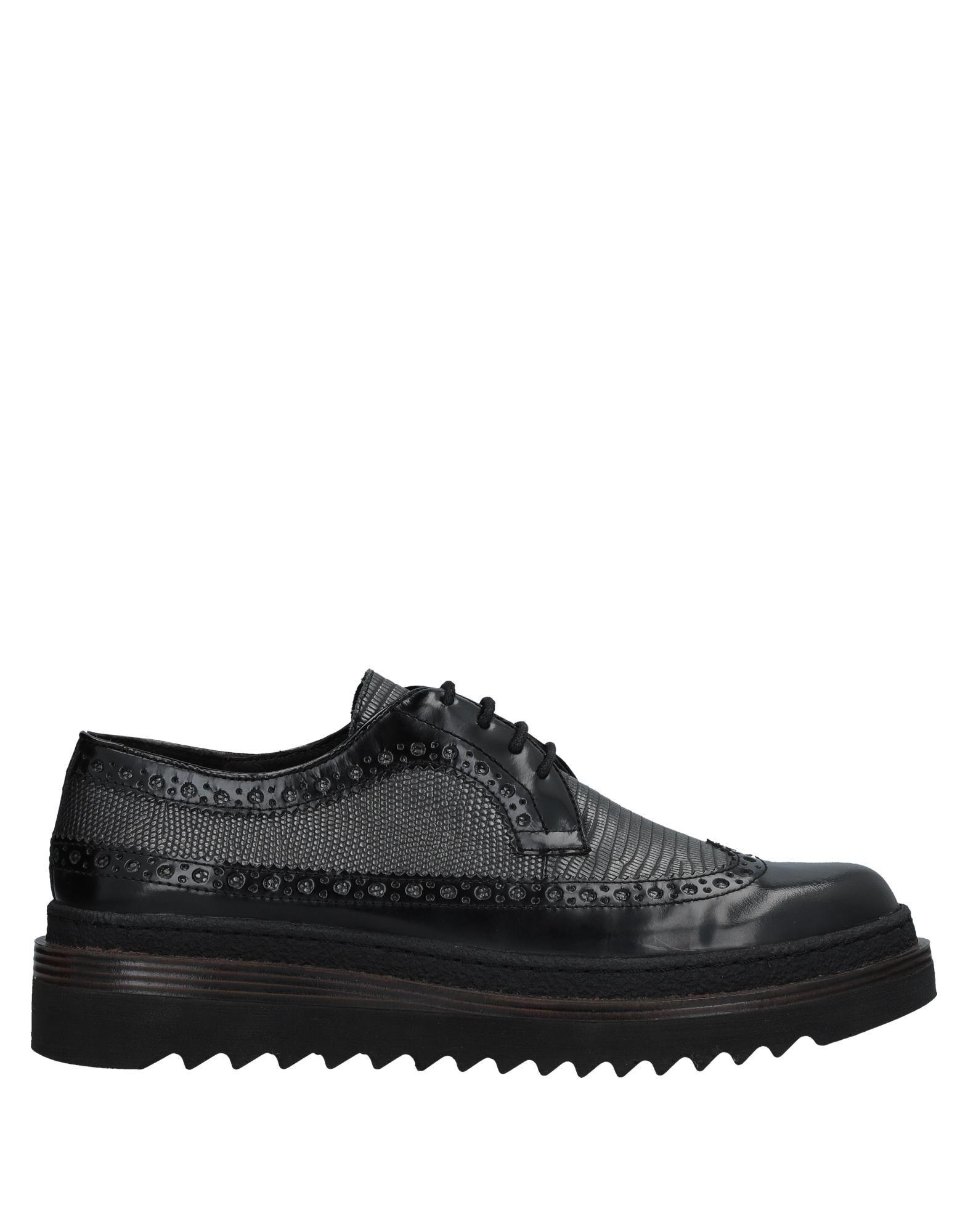 ELVIO ZANON Обувь на шнурках цены онлайн