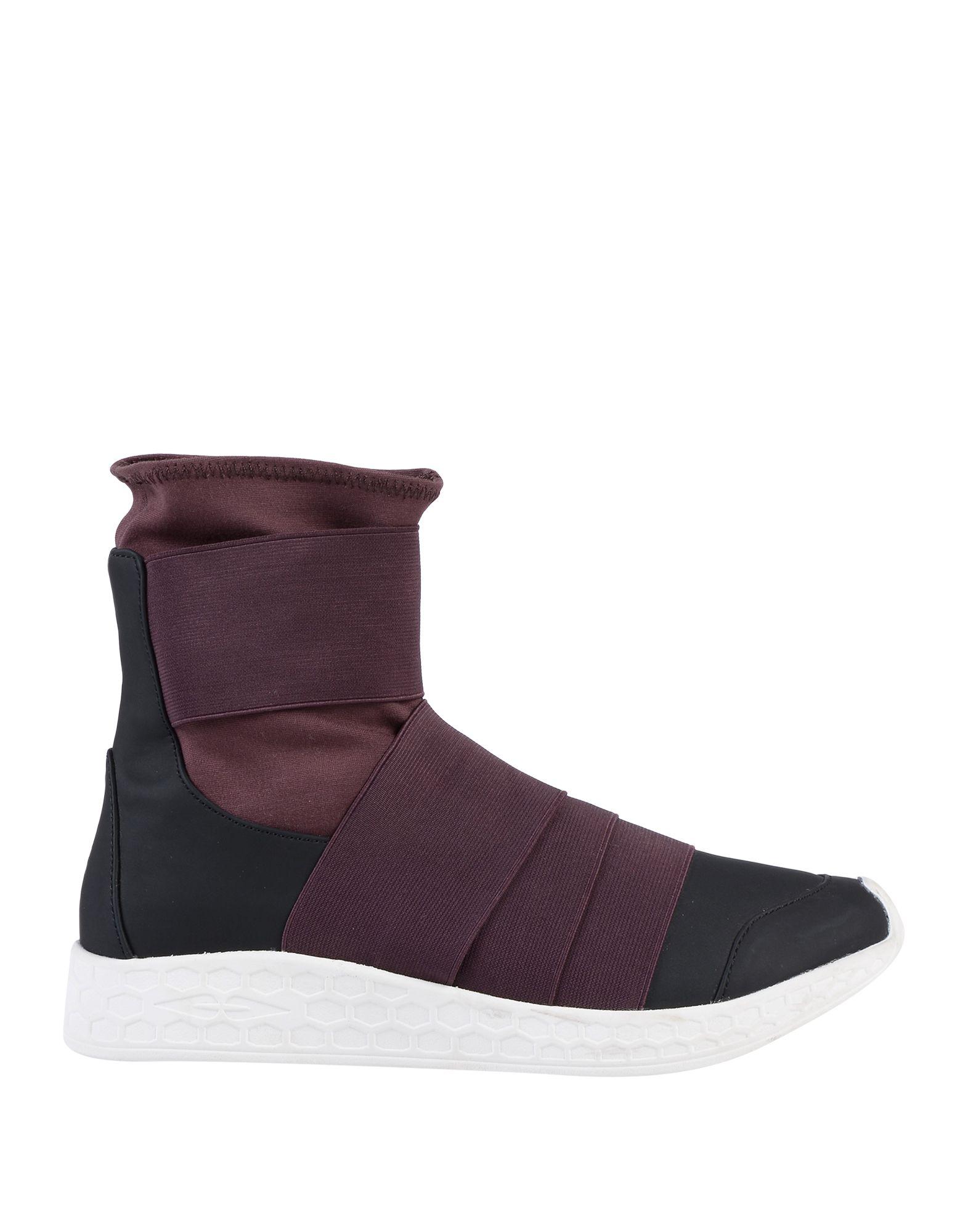 FESSURA Высокие кеды и кроссовки fessura полусапоги и высокие ботинки