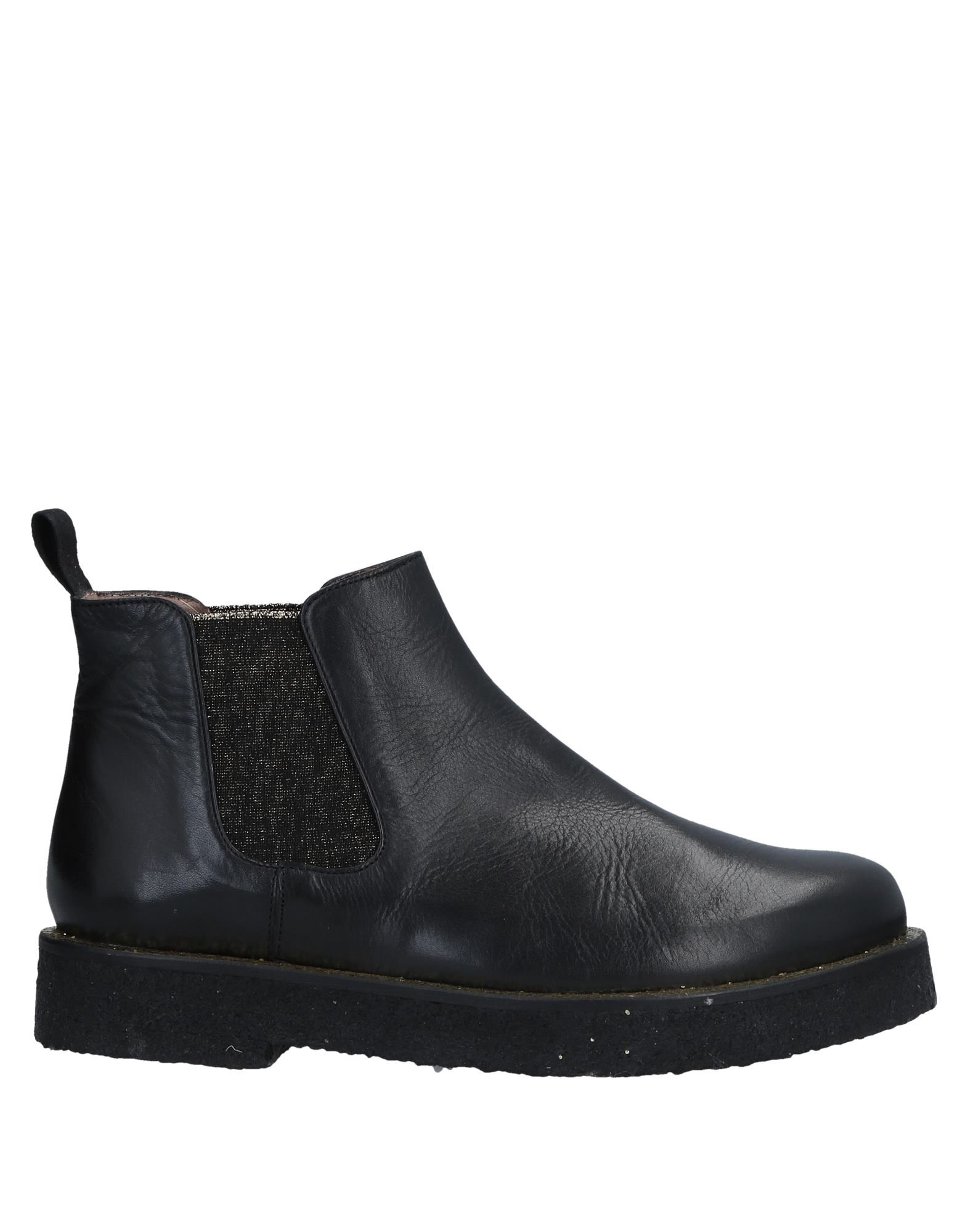 AVRIL GAU Ankle Boots in Black
