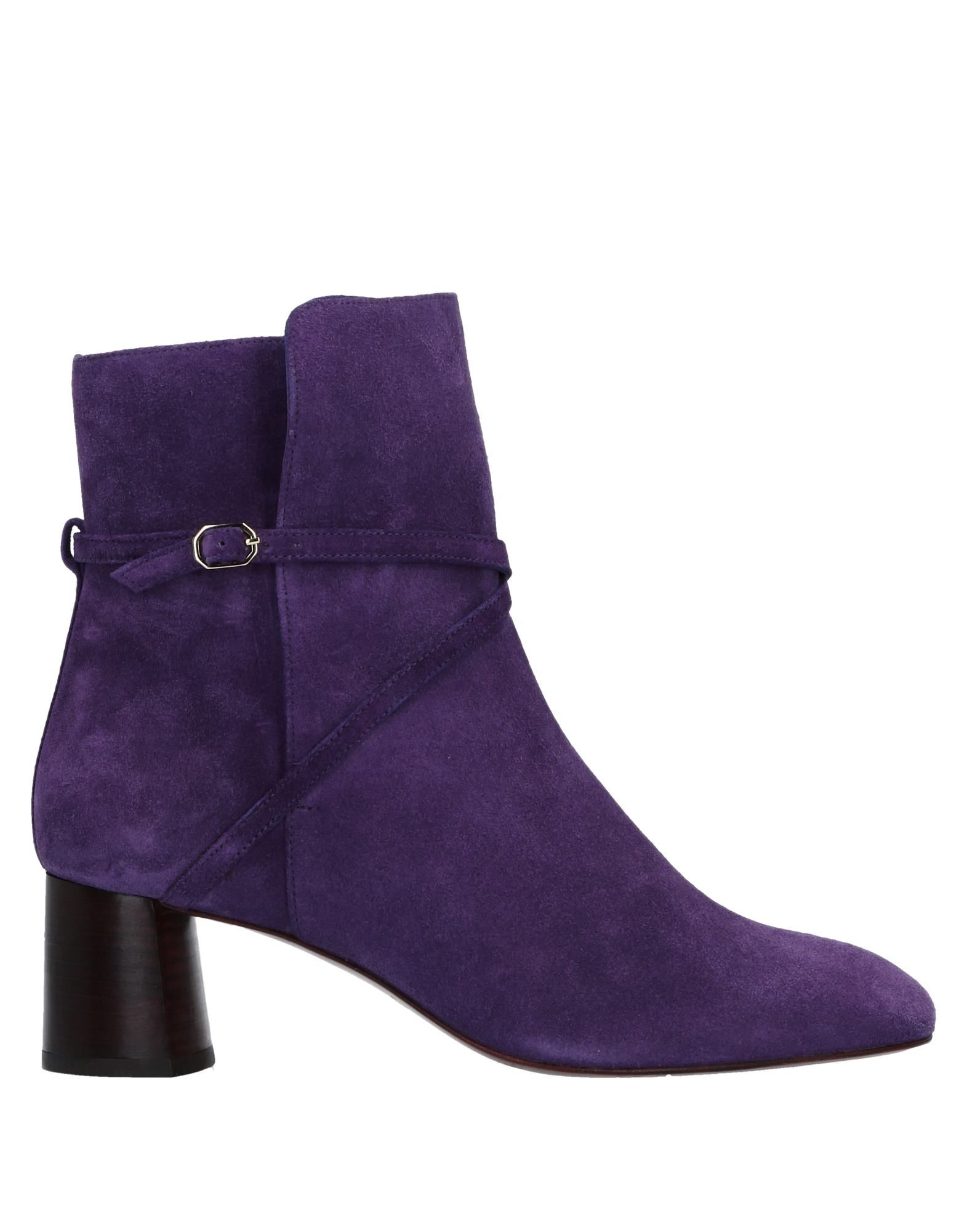 AVRIL GAU Ankle Boots in Mauve