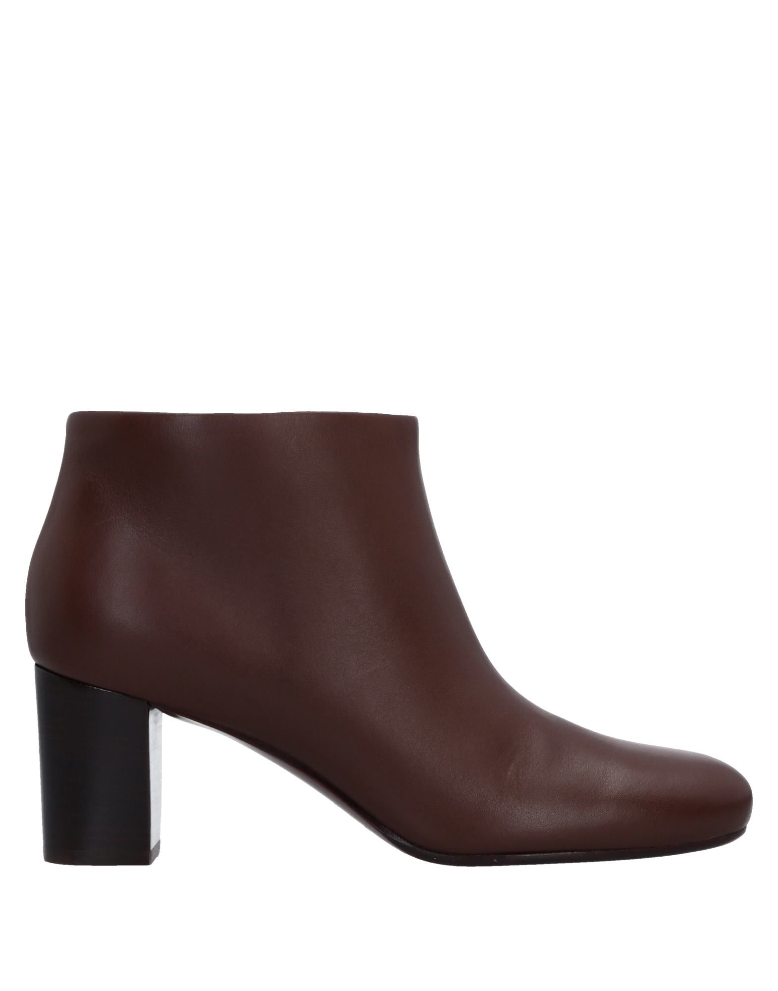 AVRIL GAU Ankle Boots in Cocoa