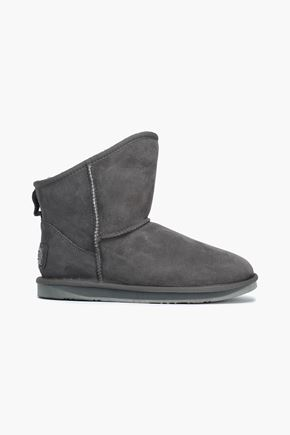 AUSTRALIA LUXE COLLECTIVE Shearling ankle boots
