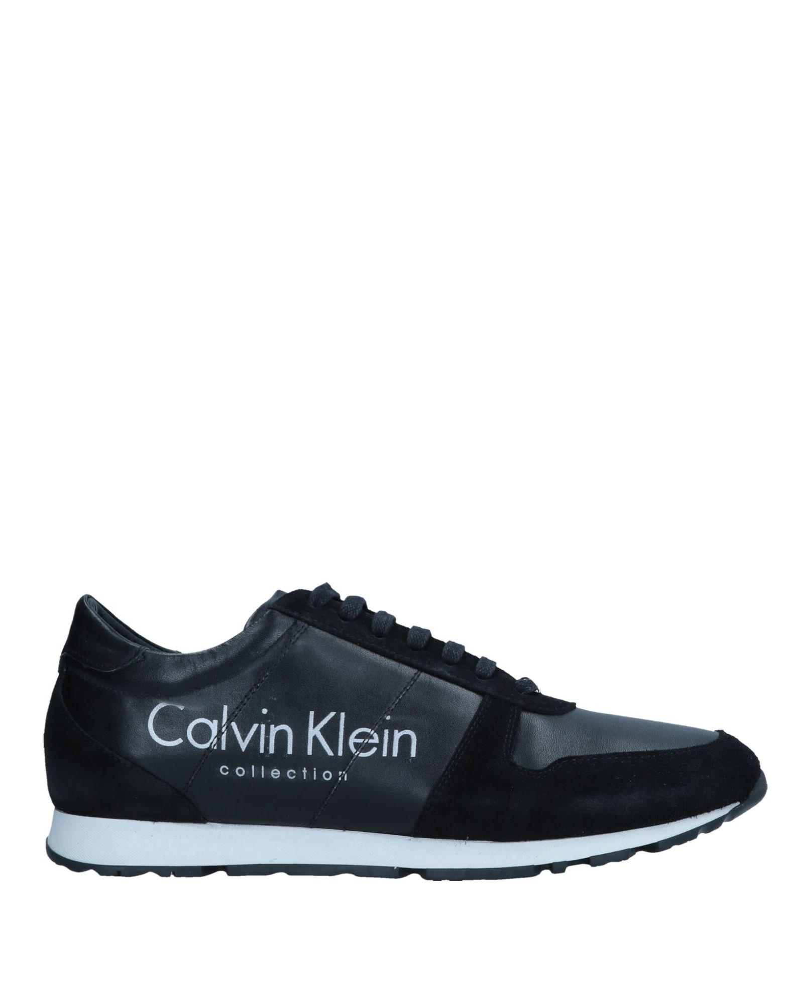 CALVIN KLEIN COLLECTION Низкие кеды и кроссовки кроссовки calvin klein collection кроссовки