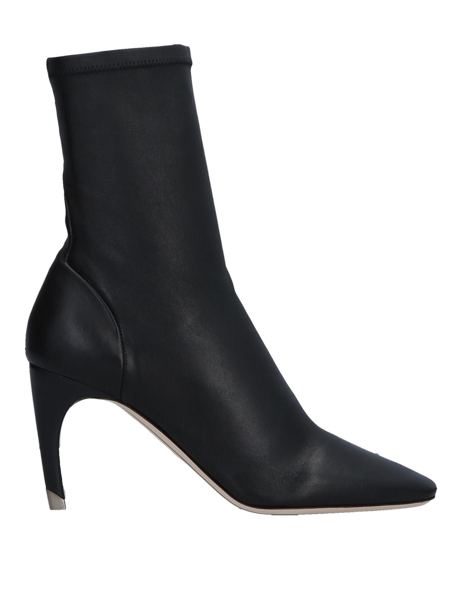 NINA RICCI Полусапоги и высокие ботинки