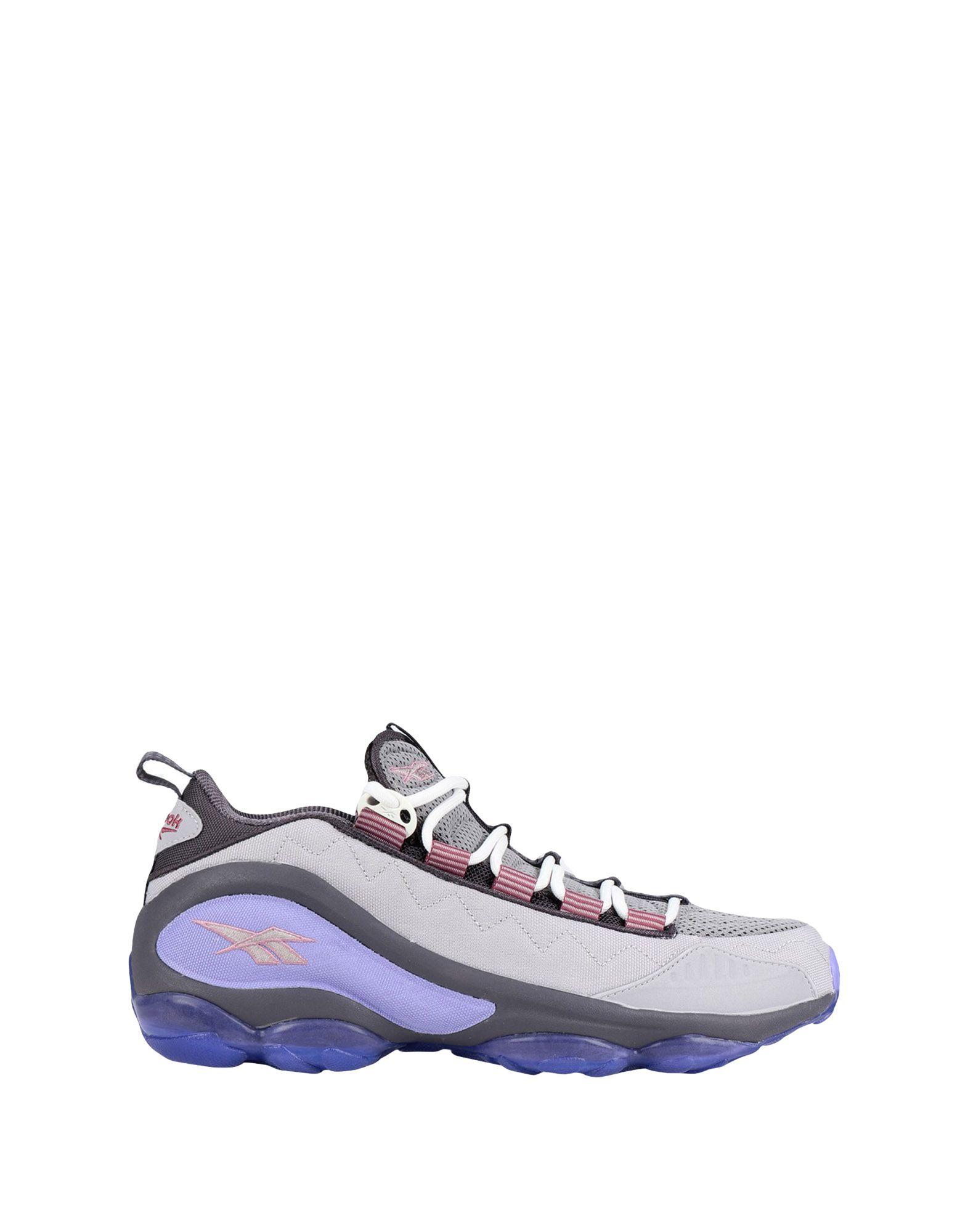 《セール開催中》REEBOK レディース スニーカー&テニスシューズ(ローカット) ライラック 8.5 紡績繊維 DMX RUN 10
