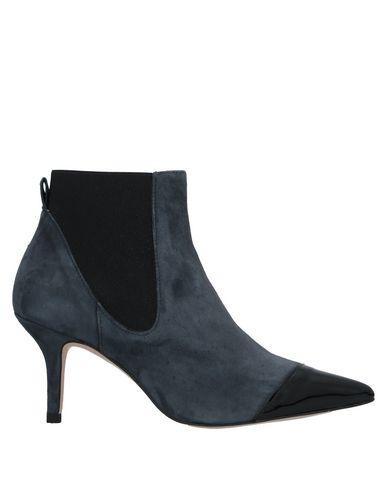 Купить Полусапоги и высокие ботинки от HANNIBAL LAGUNA темно-синего цвета
