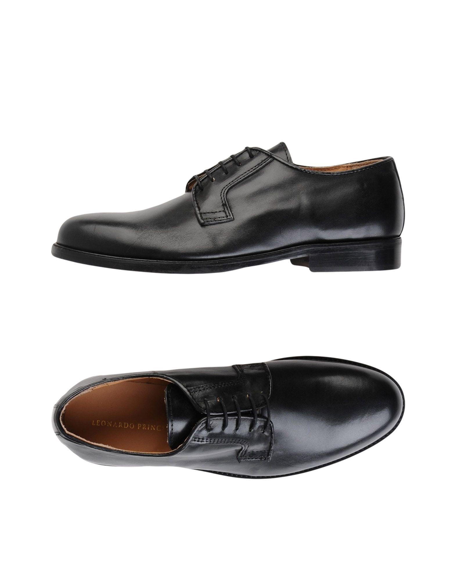ФОТО leonardo principi Обувь на шнурках