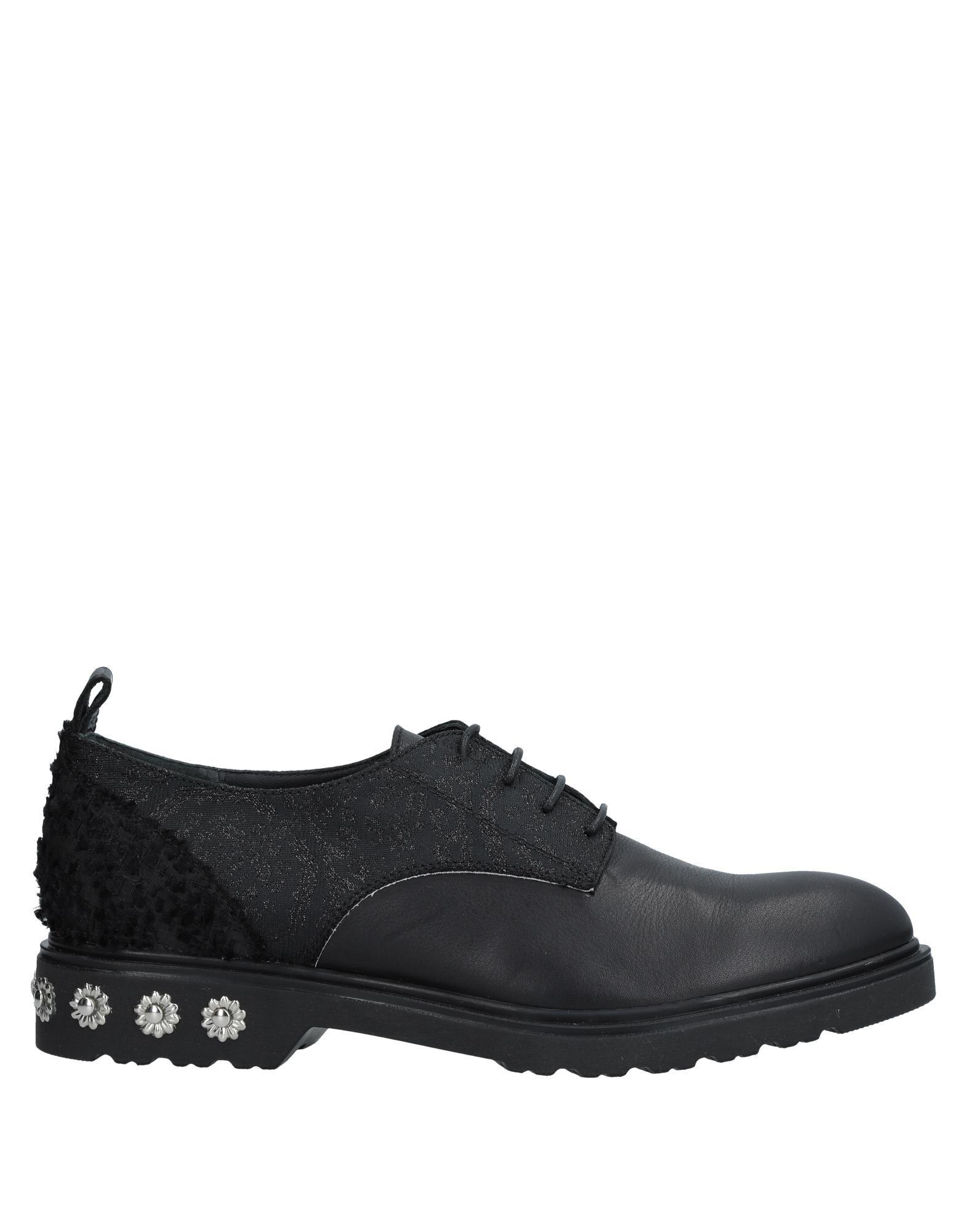 SGN GIANCARLO PAOLI Обувь на шнурках цены онлайн