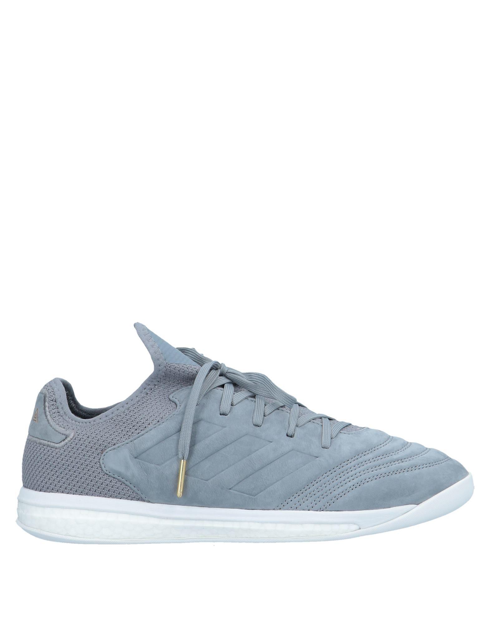 ADIDAS Herren Low Sneakers & Tennisschuhe12 grau