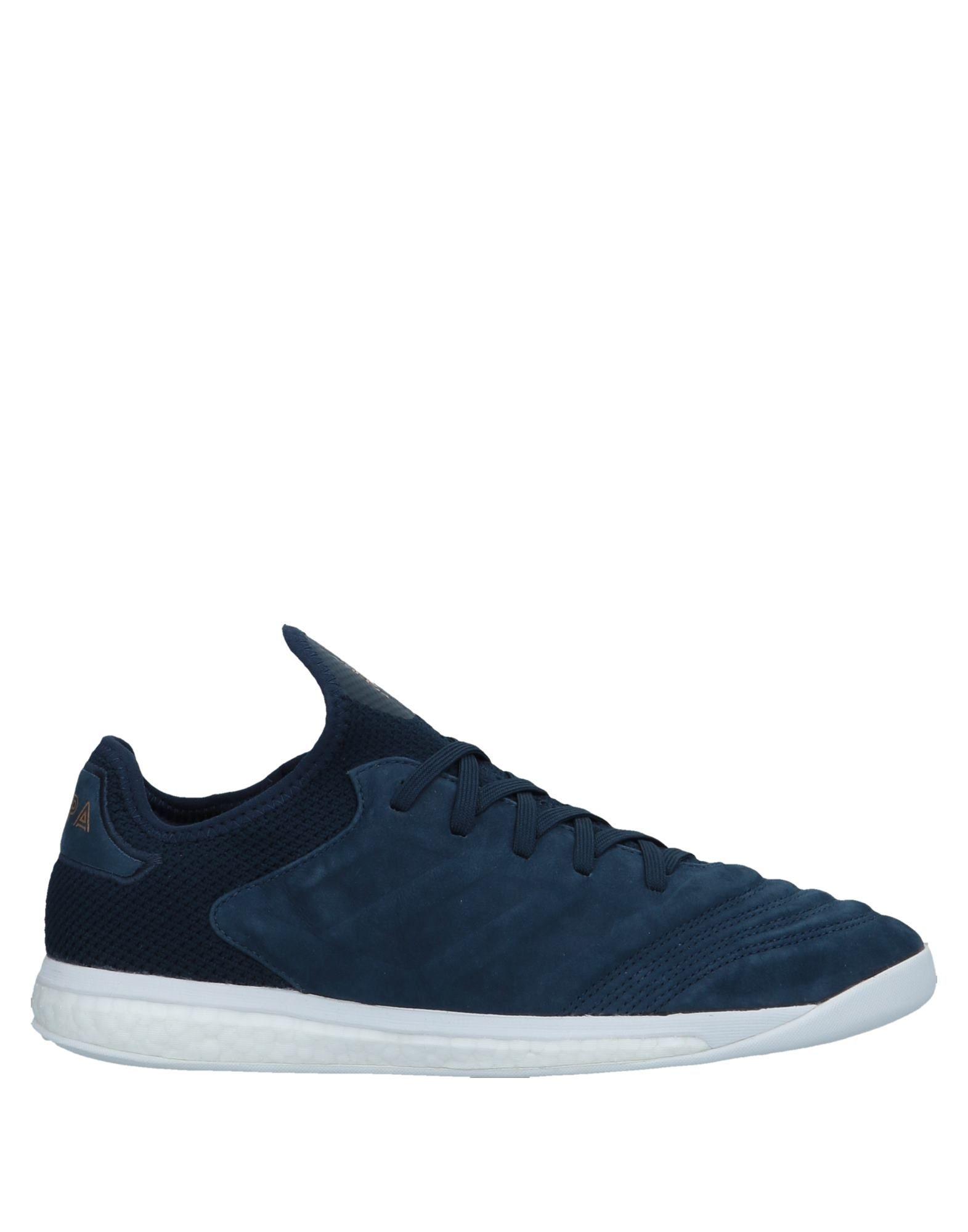 ADIDAS Herren Low Sneakers & Tennisschuhe15 blau