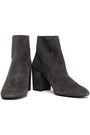 STUART WEITZMAN Suede ankle boots