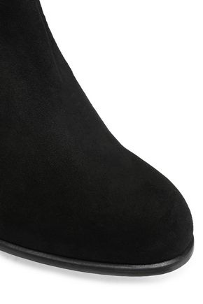 STUART WEITZMAN Hiline suede over-the-knee boots