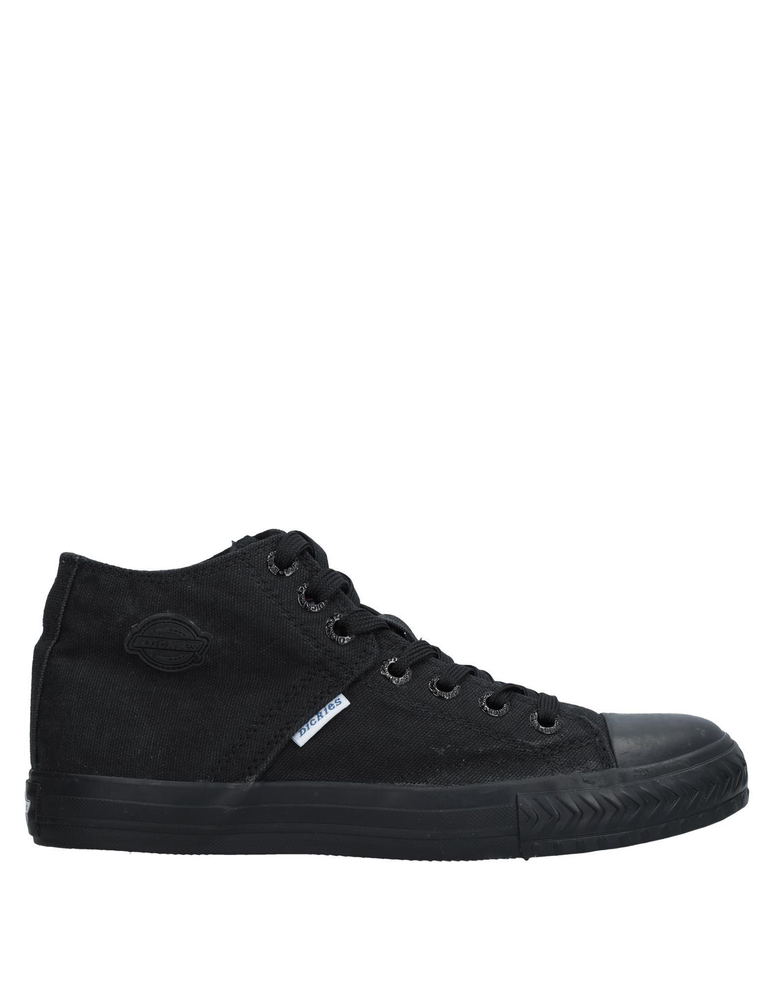 DICKIES Высокие кеды и кроссовки ремень dickies orcutt charcoal grey