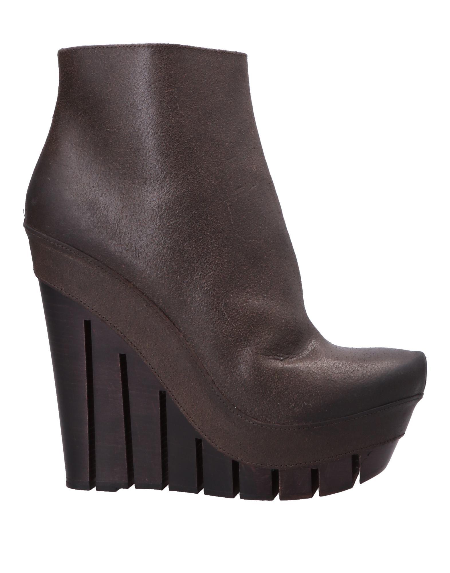 ALAIN QUILICI Полусапоги и высокие ботинки цена