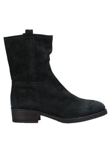 Купить Полусапоги и высокие ботинки от EL CAMPERO черного цвета