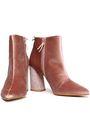 STUART WEITZMAN Bow-detailed velvet ankle boots