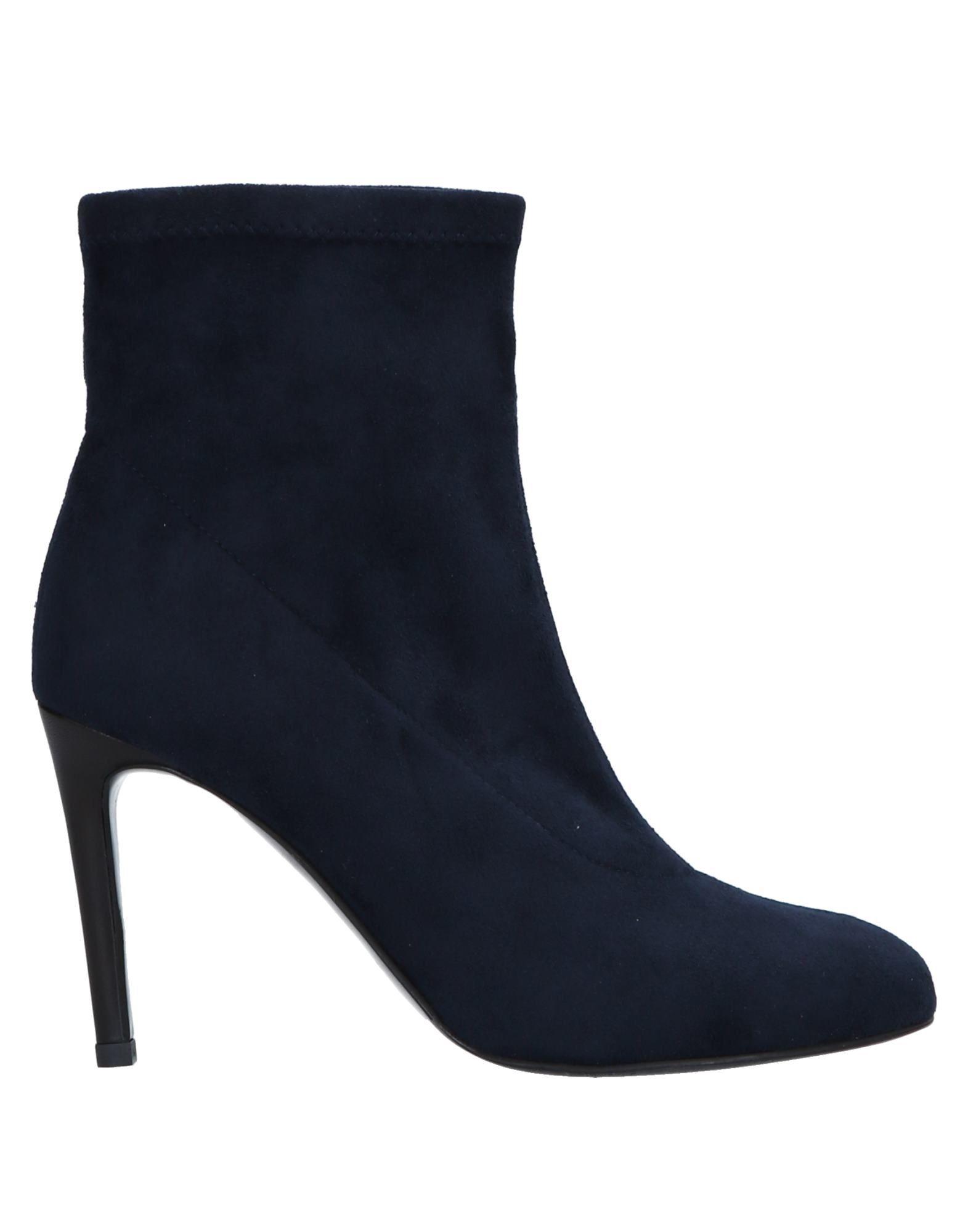GIANNI MARRA Ankle Boot in Dark Blue