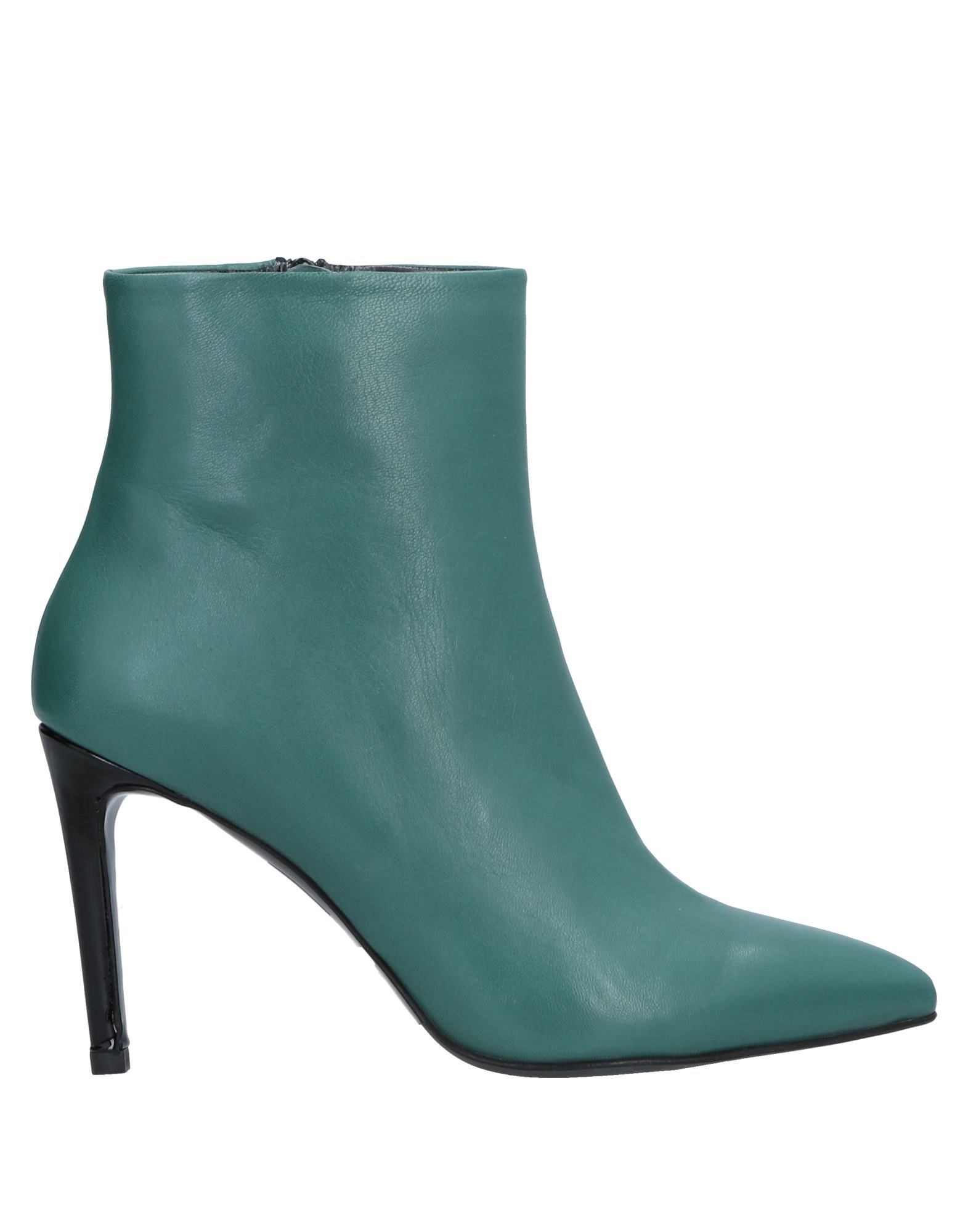GIANNI MARRA Ankle Boot in Green