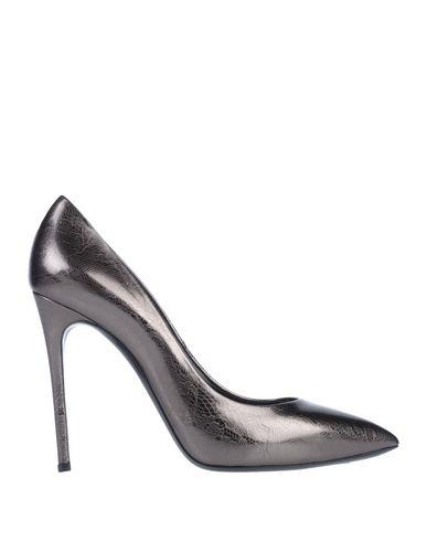 Купить Женские туфли  свинцово-серого цвета