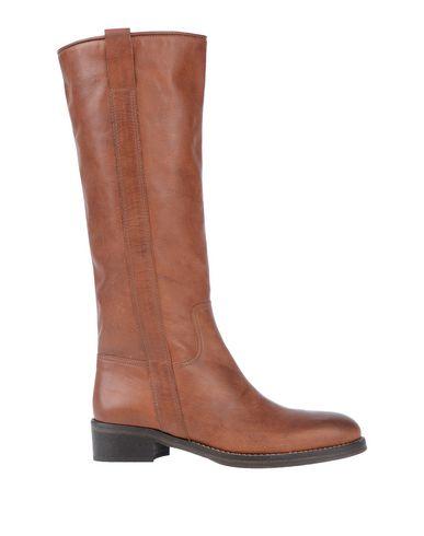 Купить Женские сапоги EL CAMPERO коричневого цвета
