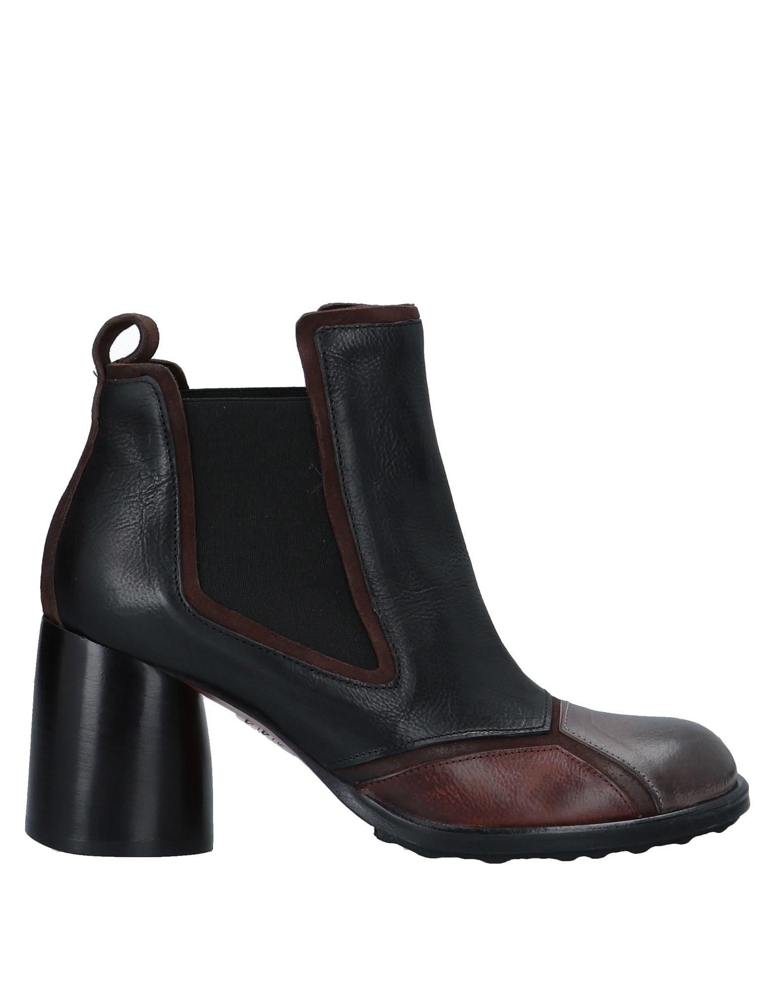 《送料無料》IXOS レディース ショートブーツ ブラック 36 革 / 伸縮繊維