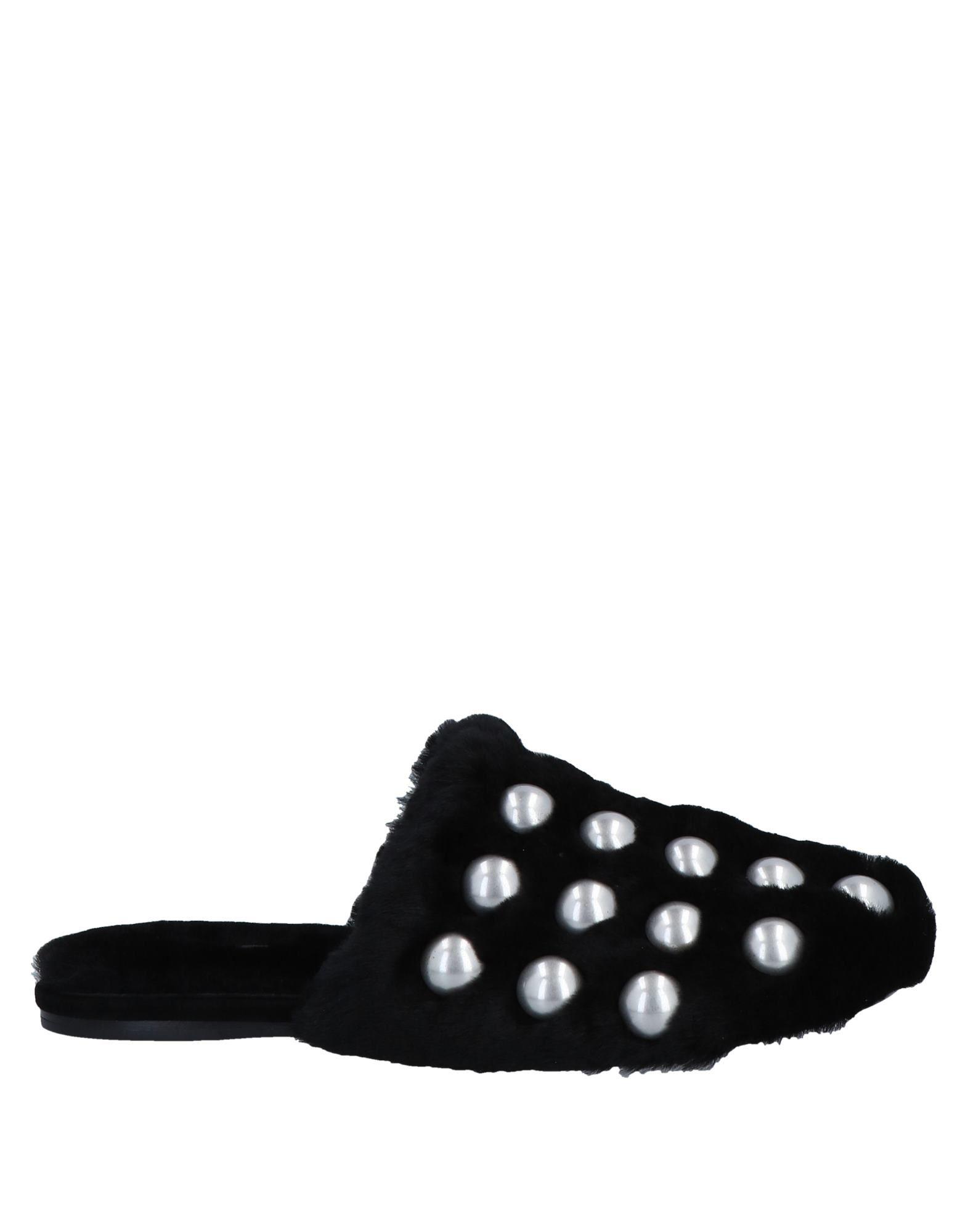 цены ALEXANDER WANG Домашние туфли