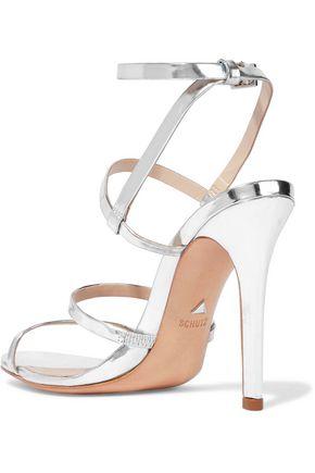 08d6695ef8aa ... SCHUTZ Ilara patent-leather sandals