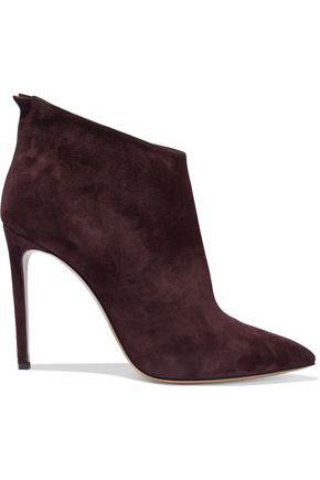 af80ff21d12 CASADEI Suede ankle boots