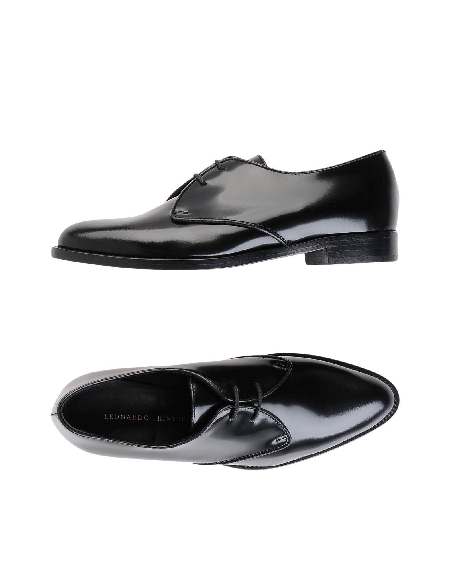 LEONARDO PRINCIPI | LEONARDO PRINCIPI Lace-up shoes | Goxip
