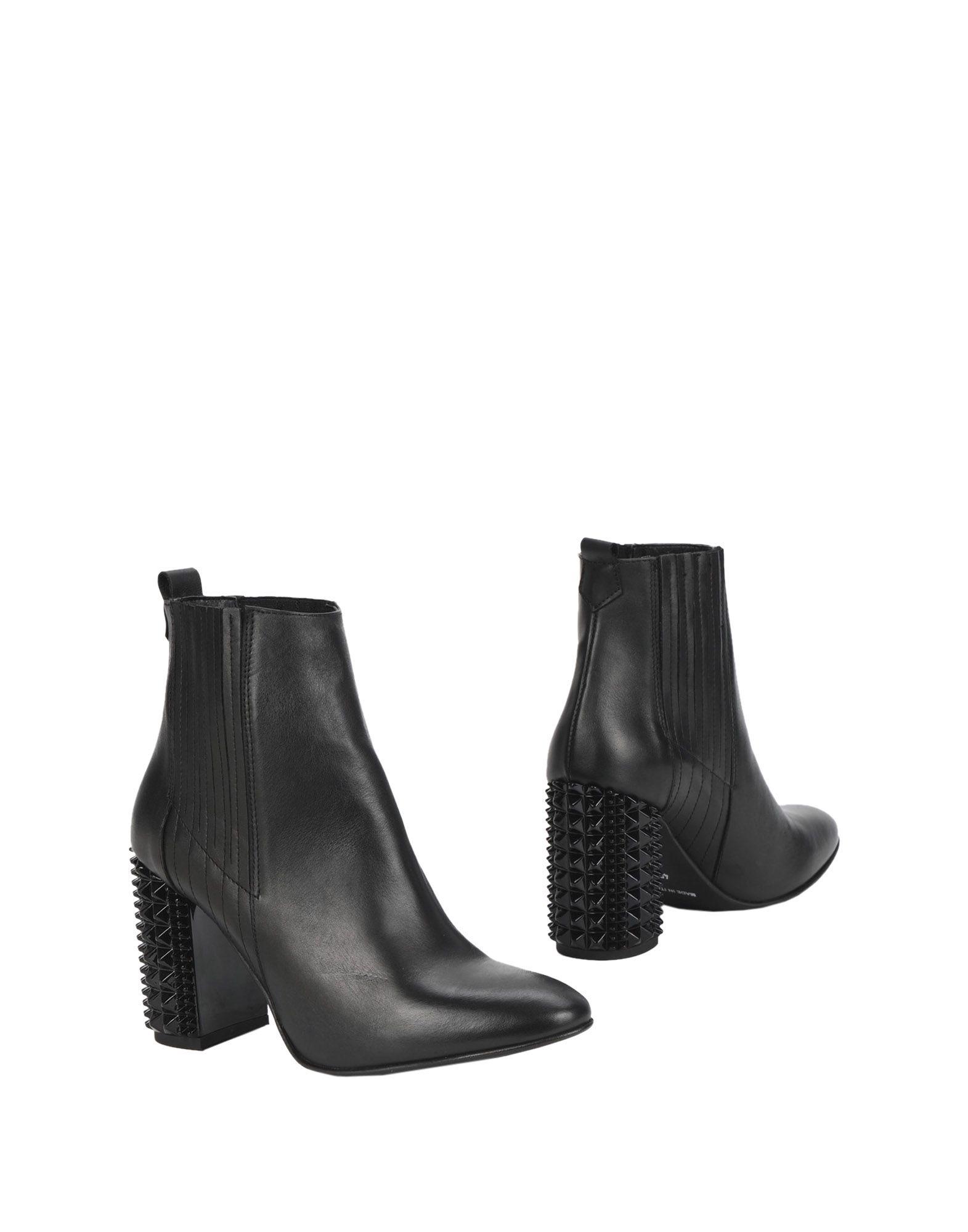 GIORDANA F. Полусапоги и высокие ботинки цены онлайн
