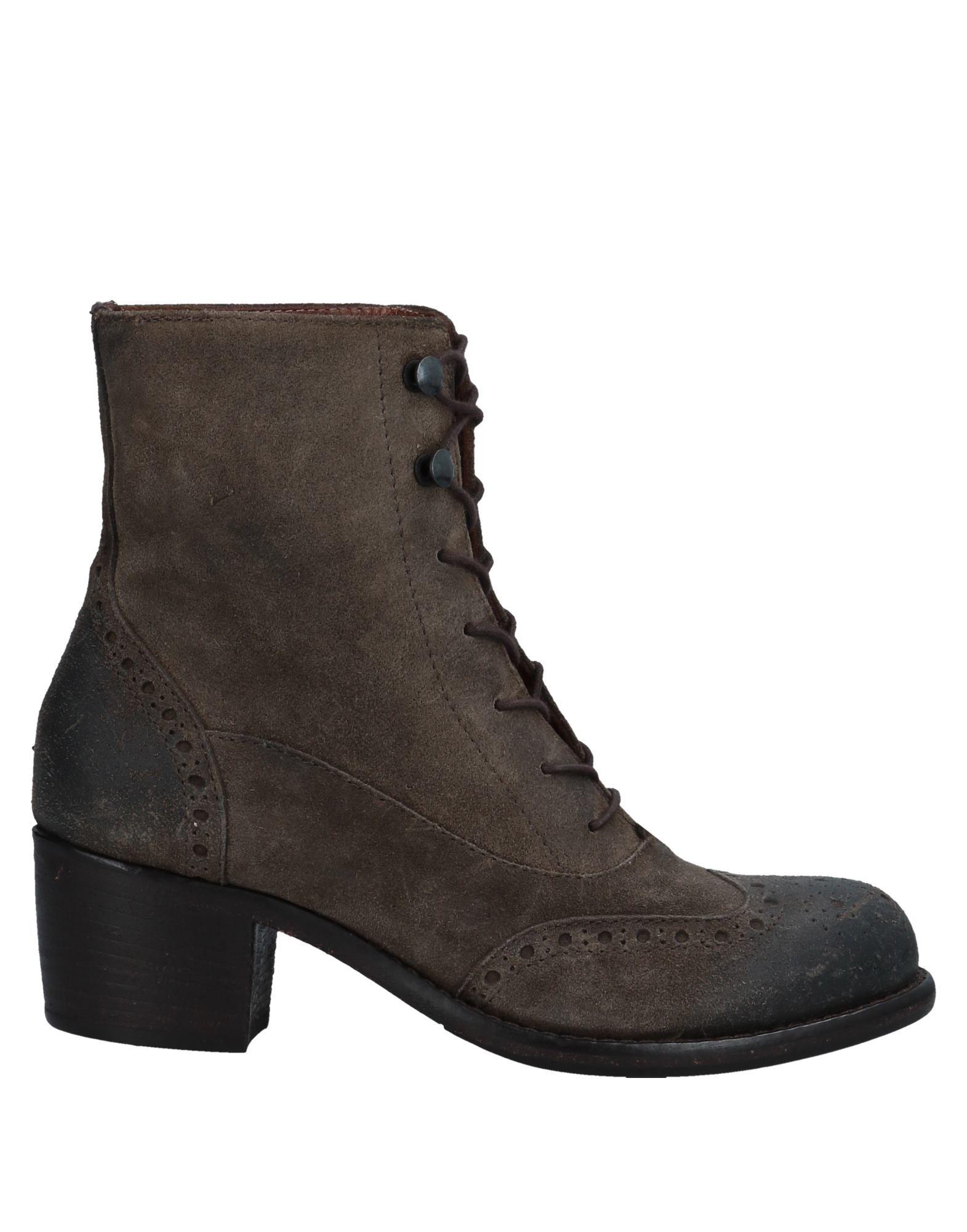 GIORGIO RICCI Полусапоги и высокие ботинки