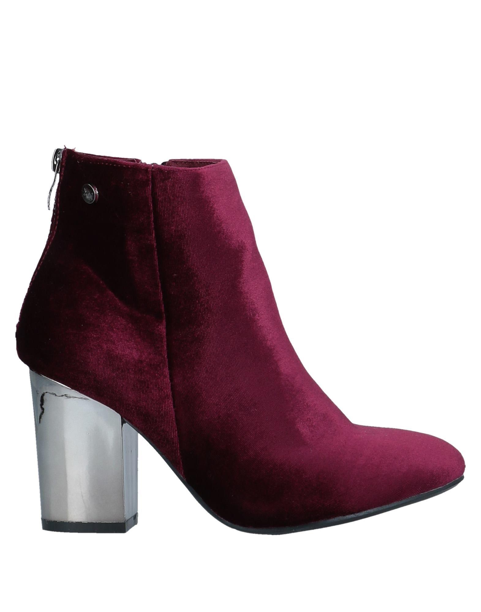XTI Полусапоги и высокие ботинки босоножки xti