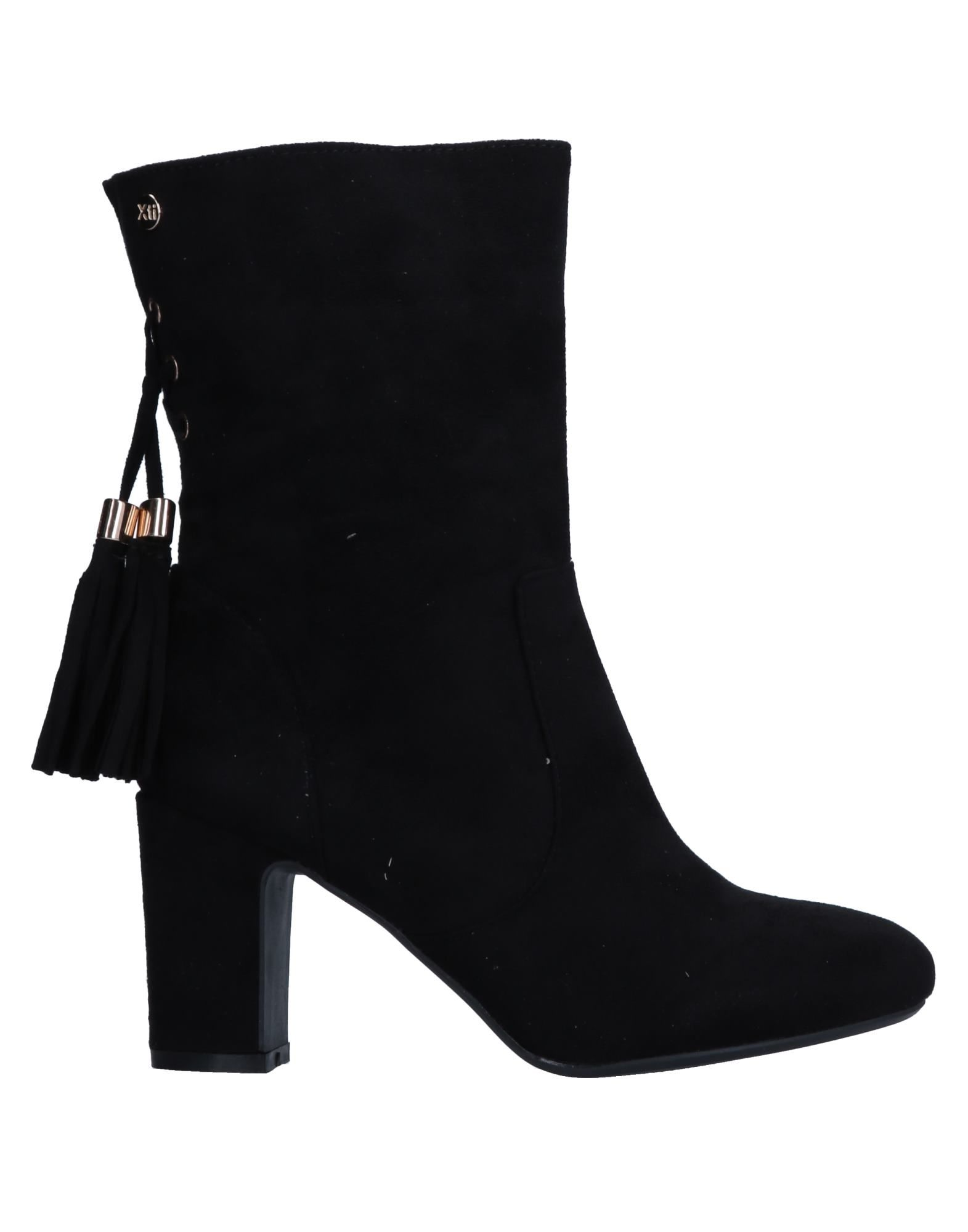 XTI Полусапоги и высокие ботинки цены онлайн
