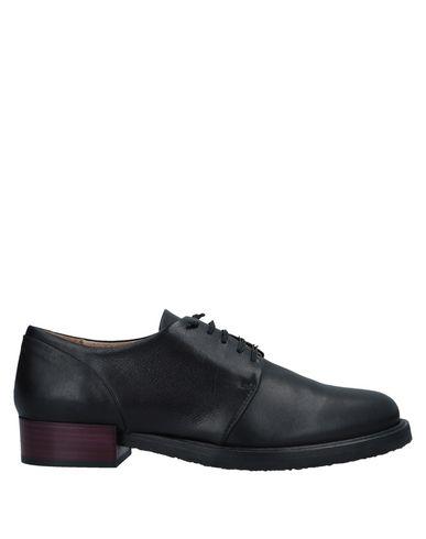 Фото - Обувь на шнурках от POESIE VENEZIANE черного цвета