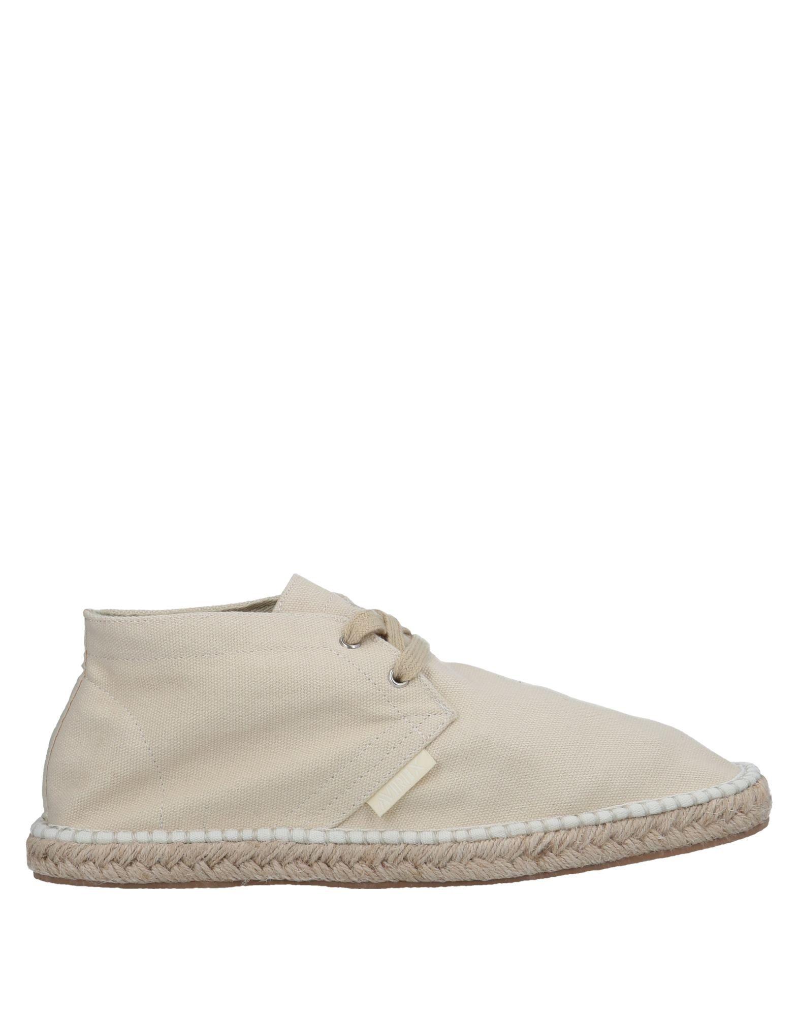 AVIREX Полусапоги и высокие ботинки ботинки swims ботинки без каблука