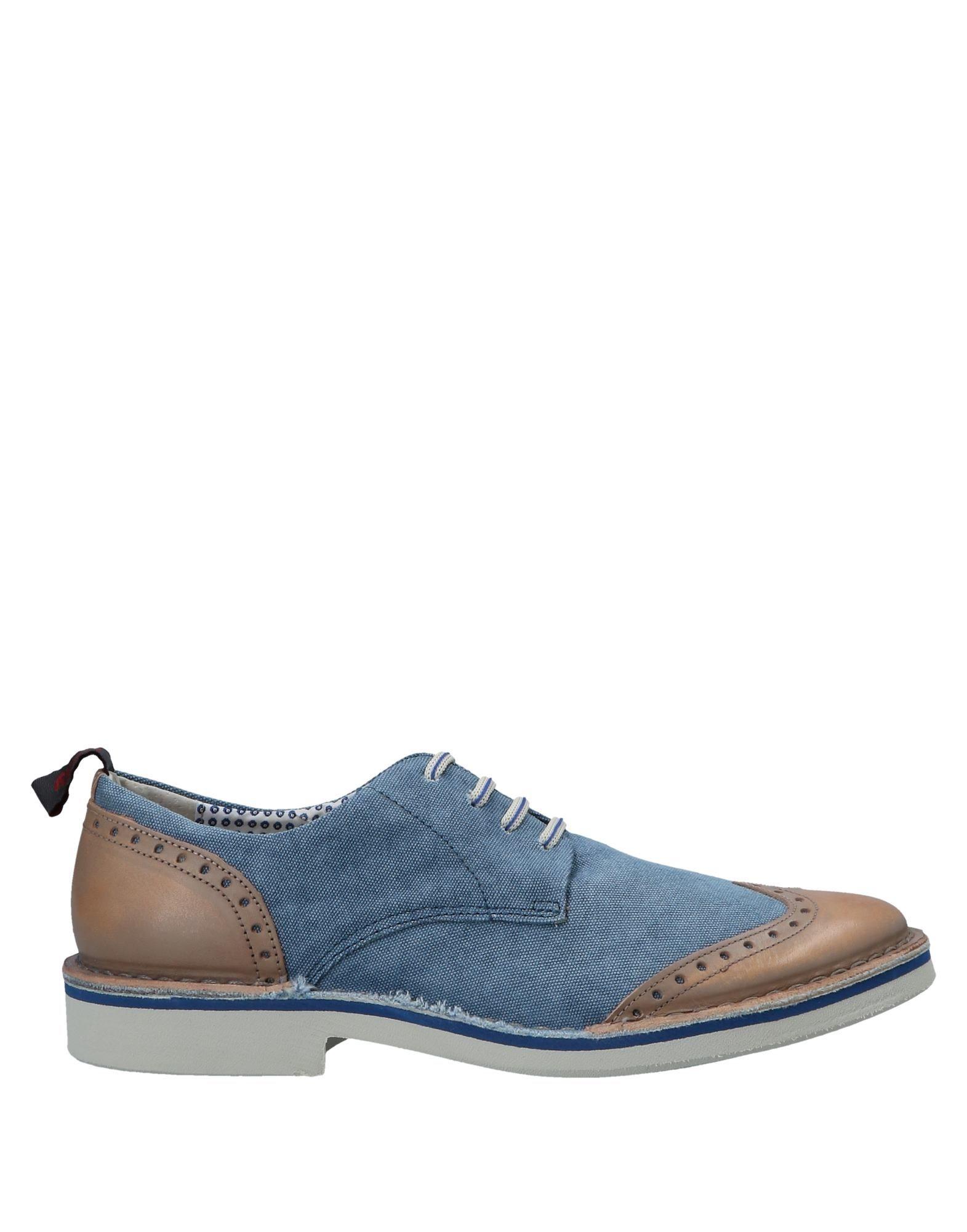 WALLY WALKER Обувь на шнурках цены онлайн