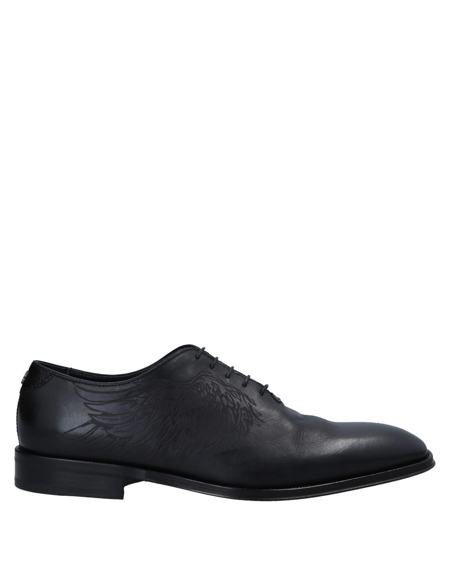ROBERTO CAVALLI Обувь на шнурках цены онлайн