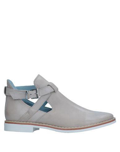 Полусапоги и высокие ботинки от KEYS
