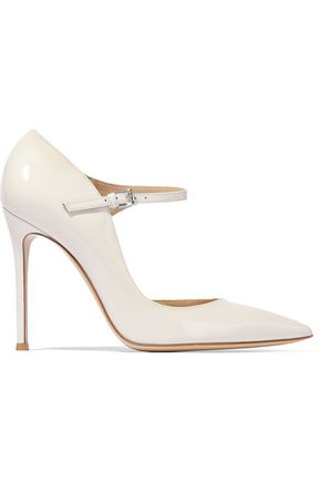 GIANVITO ROSSI Vernice patent-leather pumps
