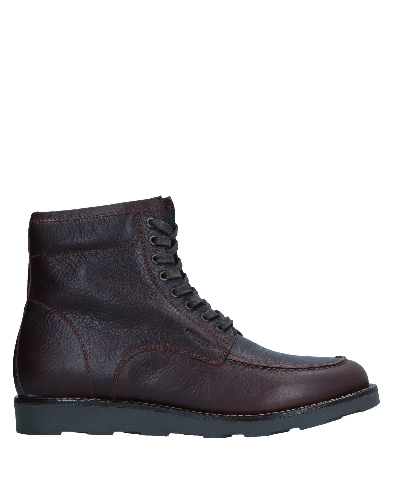 KEYS Полусапоги и высокие ботинки ботинки swims ботинки без каблука