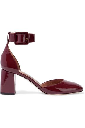 REDValentino Patent-leather pumps