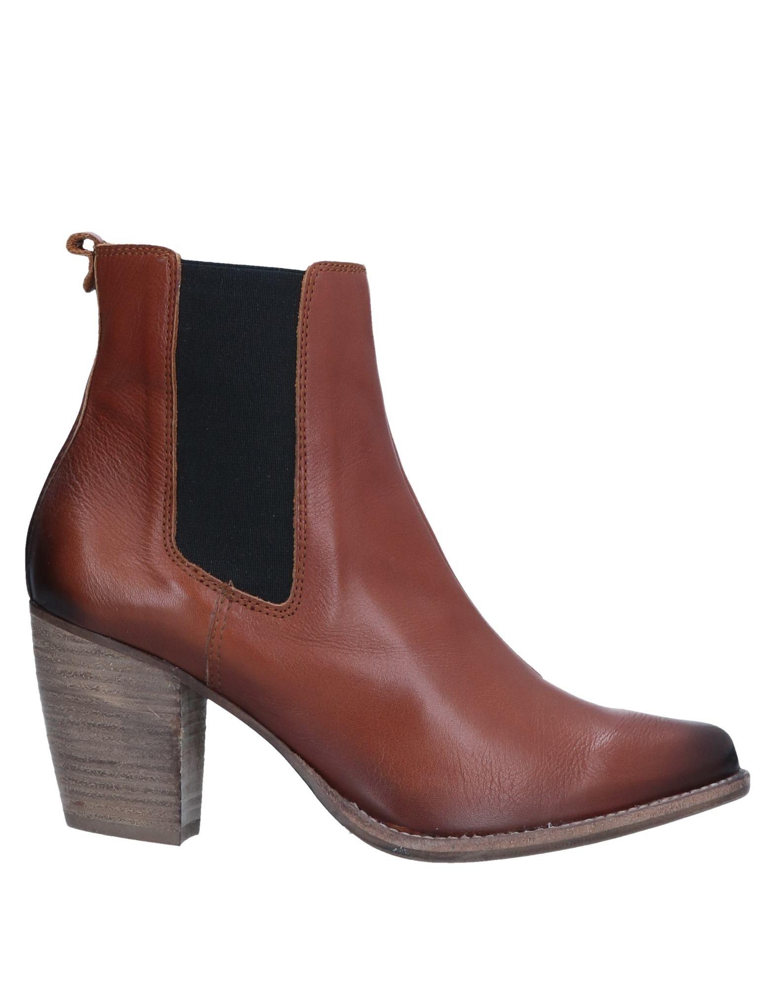 ANAID KUPURI Полусапоги и высокие ботинки цены онлайн