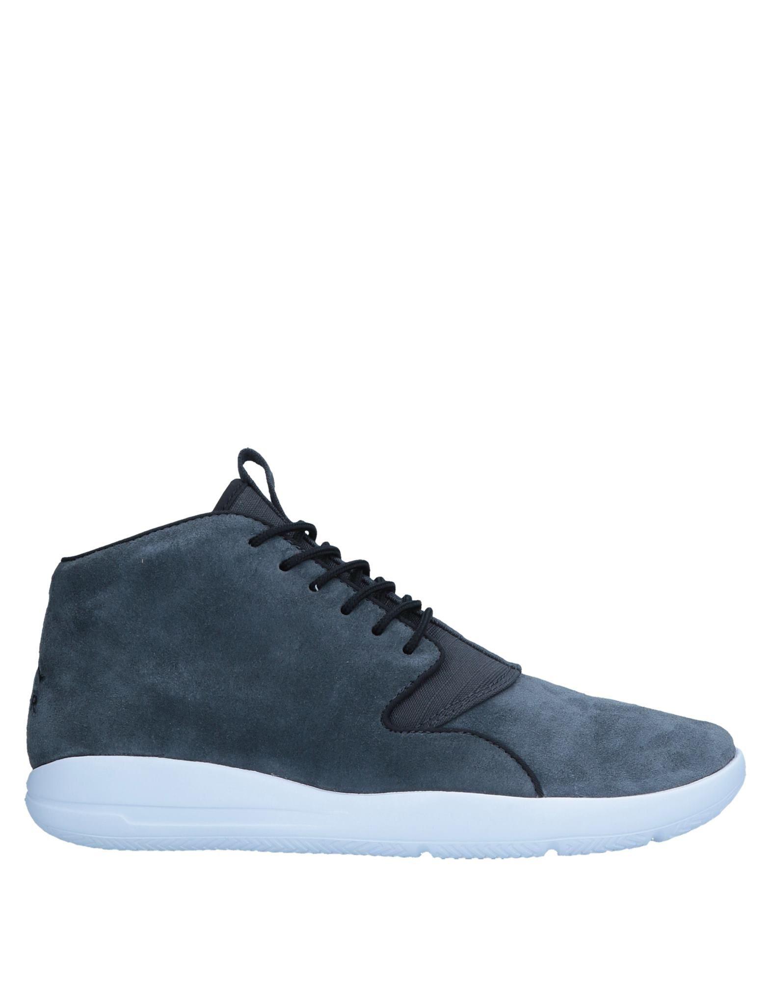 JORDAN Высокие кеды и кроссовки баскетбольные кроссовки nike air jordan air jordan retro gs black infrared aj6 384665 023