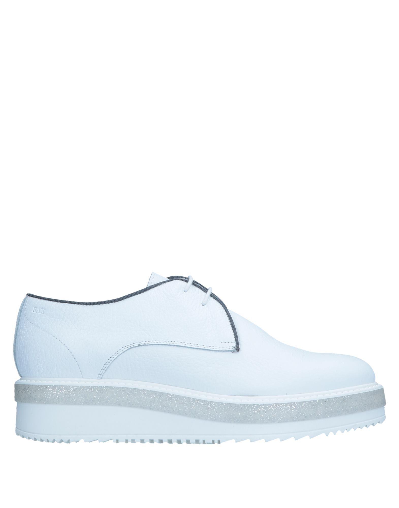 SAX Обувь на шнурках sax мокасины