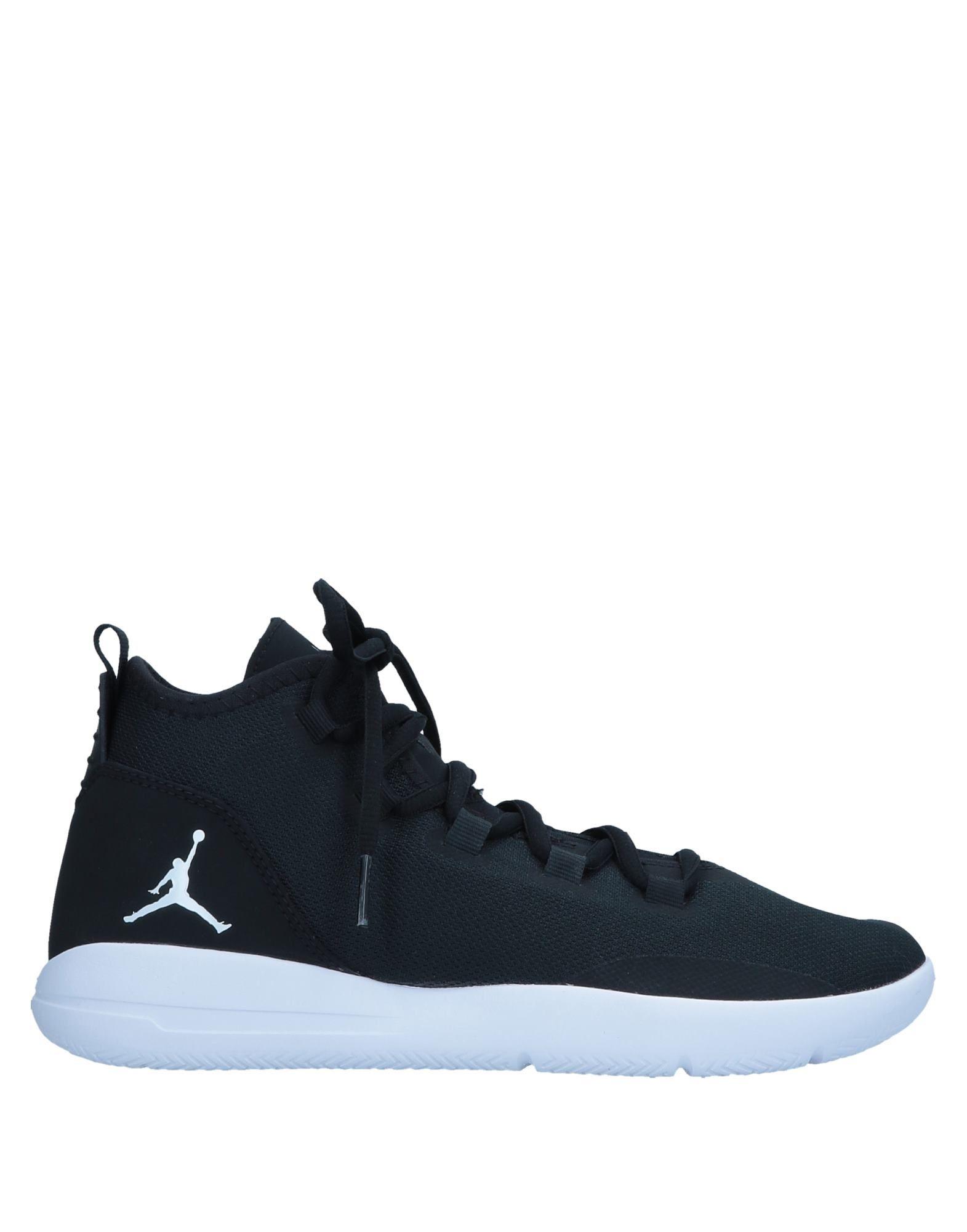 JORDAN Высокие кеды и кроссовки баскетбольные кроссовки nike 2014 jordan 654262 115 002