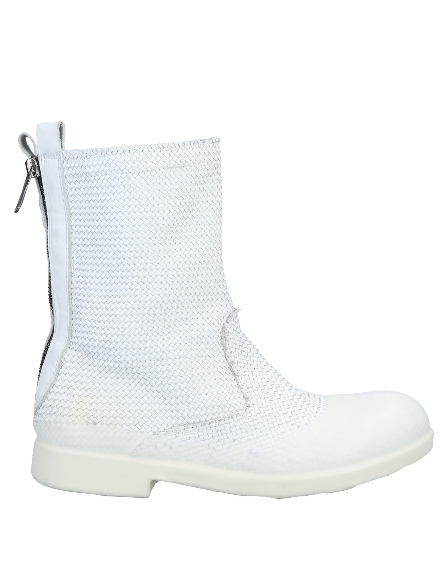 O.X.S. RUBBER SOUL Полусапоги и высокие ботинки