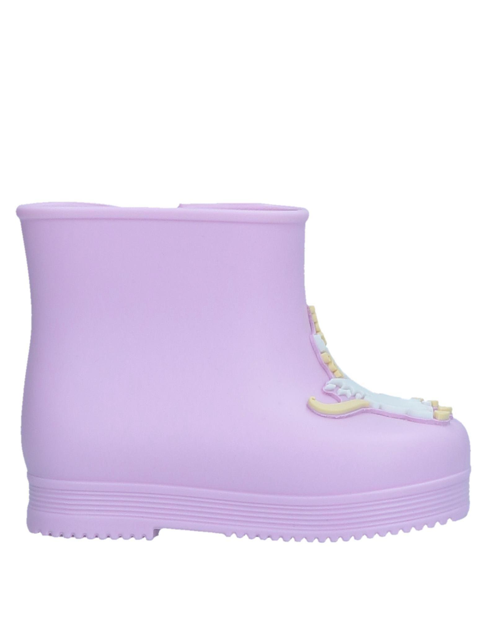 VIVIENNE WESTWOOD ANGLOMANIA + MINI MELISSA Полусапоги и высокие ботинки резиновые полусапоги melissa melissa me485agcqzc8
