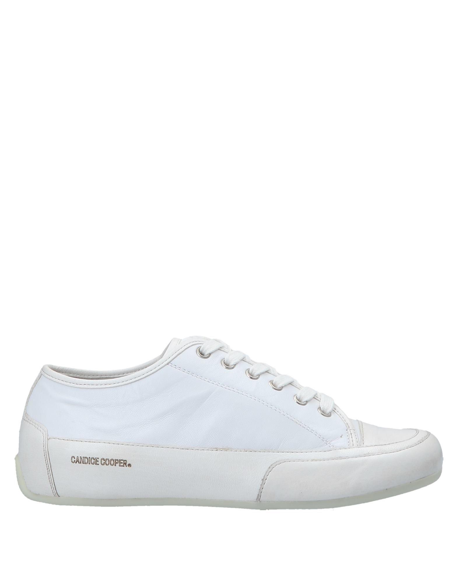 CANDICE COOPER Низкие кеды и кроссовки